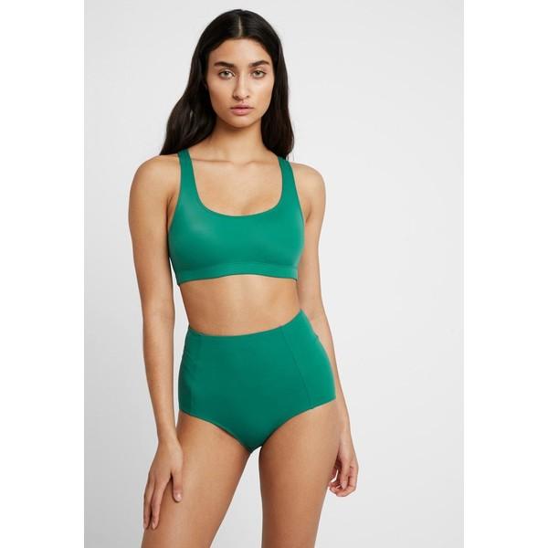 Monki MARGIE SET Bikini dark green MOQ81L007