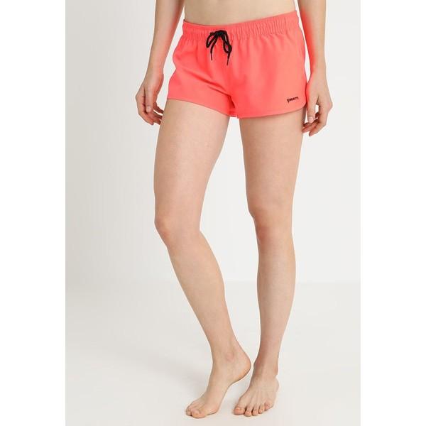 Brunotti GLENNIS WOMEN SHORTS Dół od bikini hot pink B3281H00L